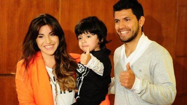 Rumores de reencuentro amoroso entre el Kun Agüero y Gianinna Maradona