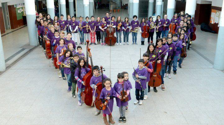 La provincia se hace cargo de coros y orquestas en riesgo