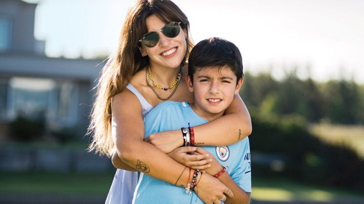 Gianinna Maradona descartó reconciliación con el Kun y criticó a Ventura