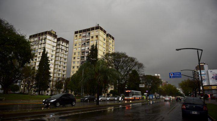 Las lluvias y tormentas se esperan para lo que resta del día y la madrugada del miércoles. (Foto de archivo)