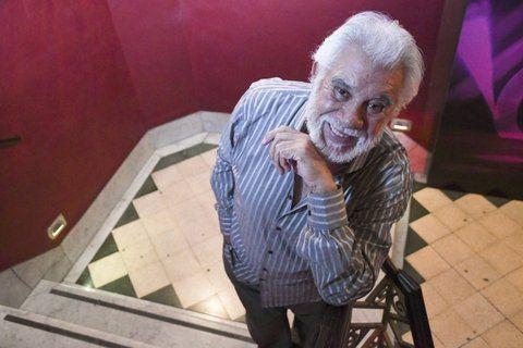 de acá. Raúl Lavié actuará en el programa grabado en la Cúpula del CCK.