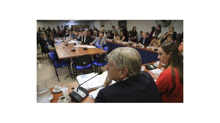 Diputados. El tema tarifas se trató ayer en dos comisiones.
