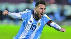 Icono insuperable. El origen de Lionel Messi en las inferiores leprosas es la máxima carta de presentación del proyecto.