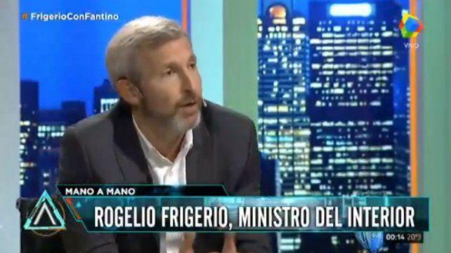 Frigerio negó que vaya a dejar Cambiemos por el peronismo