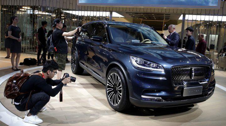Auto China 2018