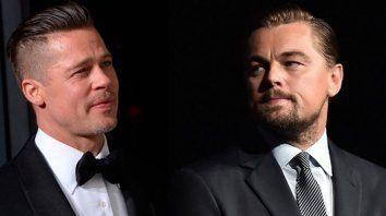 Tarantino anunció a Leo Di Caprio y Brad Pitt  juntos en próximo film