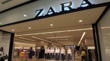 La tienda Zara abre sus puertas este viernes en Rosario