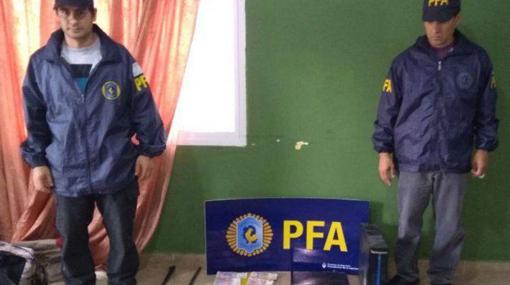 El saldo del operativo de la Policía Federal.