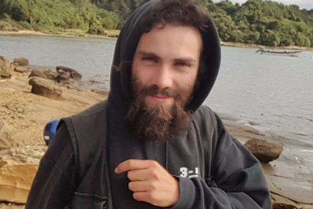 <b>El peor final. </b>Santiago Maldonado fue hallado sin vida tras estar desaparecido en Chubut.