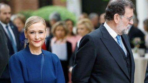 Hurto y mentira. La política conservadora sonaba fuerte dentro del PP como alternativa de recambio de Rajoy.