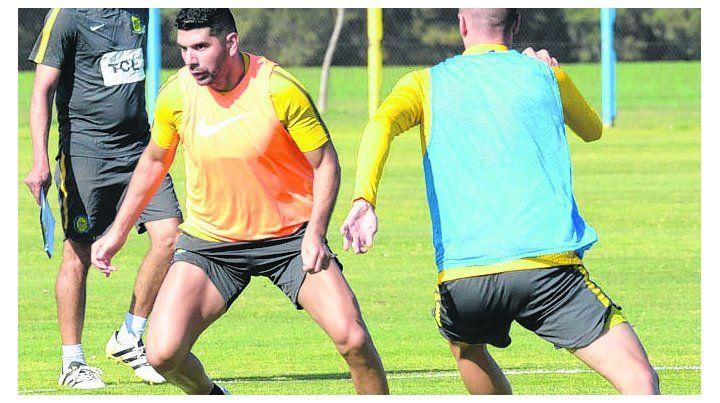 Dominio. Ortigoza puede apostar la cuota de fútbol que le falta al equipo.