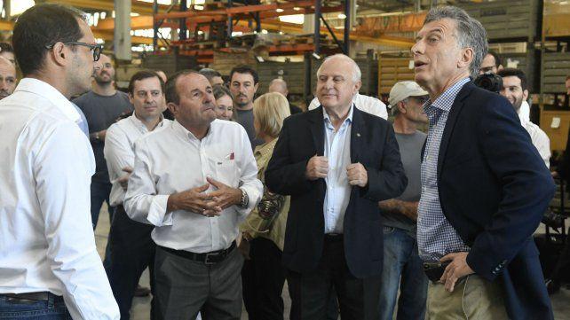 33db8f502 No hay otra salida, dijo Macri al defender el aumento de las tarifas