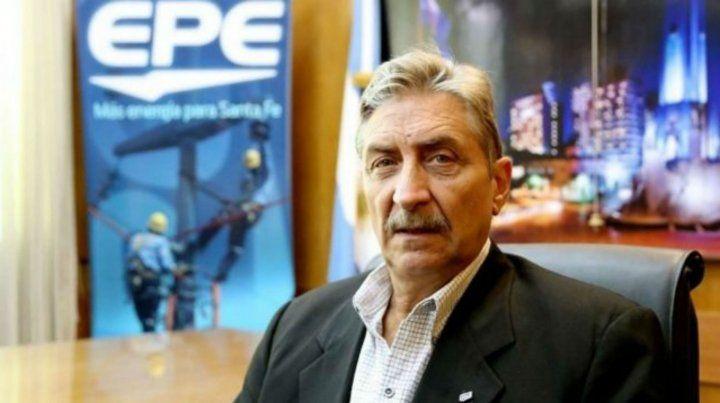 Raúl Stival presentó su renuncia al directorio de la EPE.