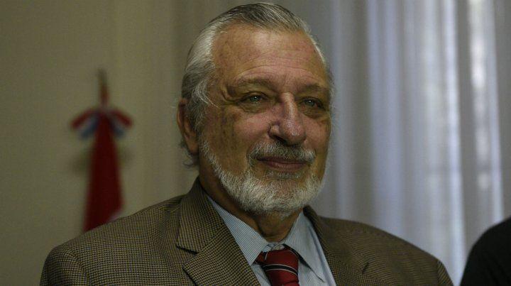 Enojo. Silberstein dijo que los jueces no pueden decidir donde van los presos.