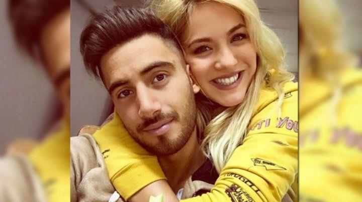 Flor Vigna a Nicolás Occhiato: Gracias por estos cuatro años de amor y amistad