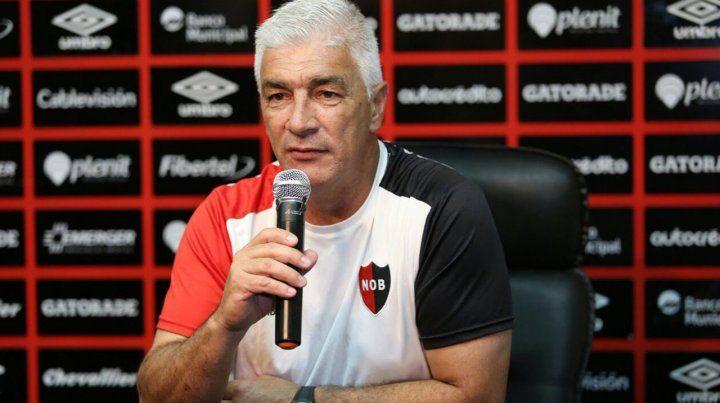 De Felippe dijo que Newells juega por mucho hasta el final del torneo