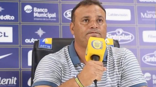 Leo Fernández habló del audio contra los dirigentes que se filtró