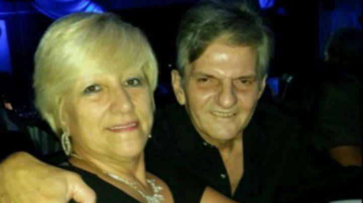 Graciela Príncipe y Ricardo Ratto