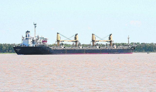 buques internacionales. Hoy en día circulan embarcaciones que permiten ampliar el transporte de más toneladas.