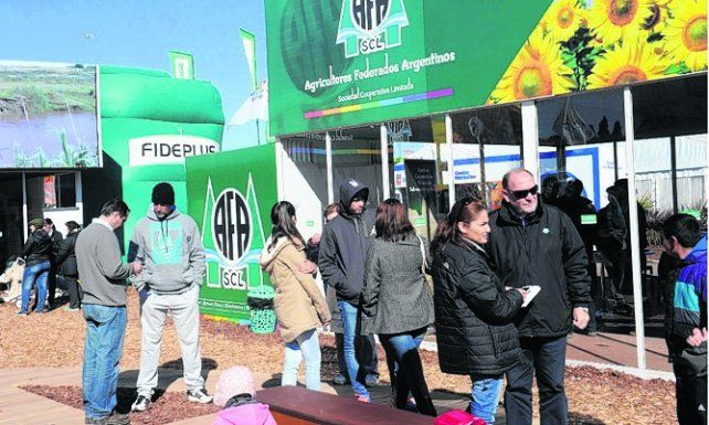Agroactiva y AFA, una alianza histórica