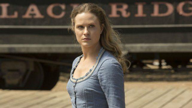 Evan Rachel Wood encarna a Dolores