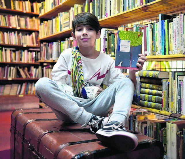 Un problema con patas es el libro elegido por Alvaro Petronio.