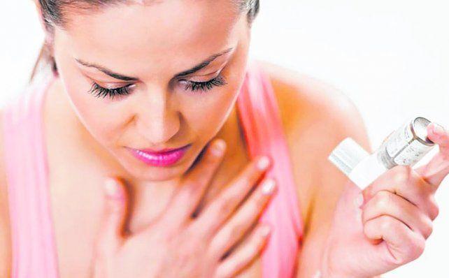 La persona con asma debe tener un plan de acción