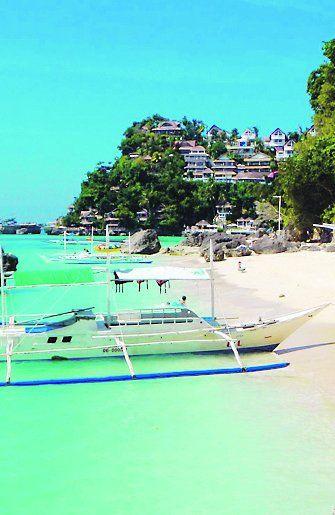 Cierran la isla de Boracay al turismo