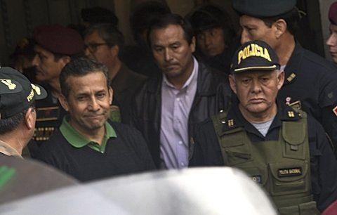 Sospecha. Humala está acusado de recibir u$s3 millones de Odebrecht.
