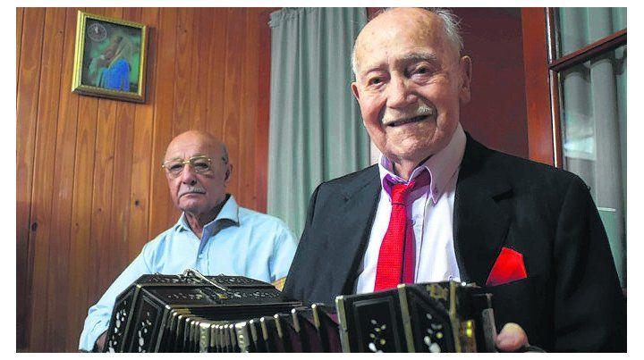 pasión. Don Guillermo y el bandoneón