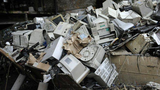 Residuos informáticos. Los derechos pueden transformarse.