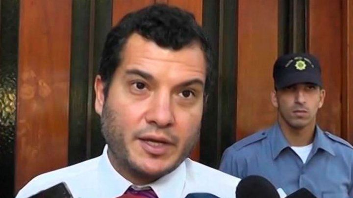 El fiscal Florentino Malaponte.