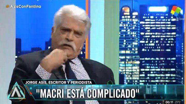 Hasta Altamira le puede ganar a Macri en un ballotage, dijo Asís