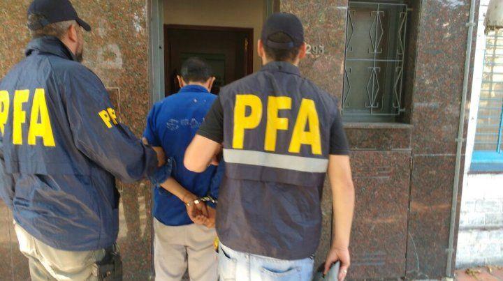 Detuvieron en San Lorenzo a un integrante de Los Monos que estaba prófugo