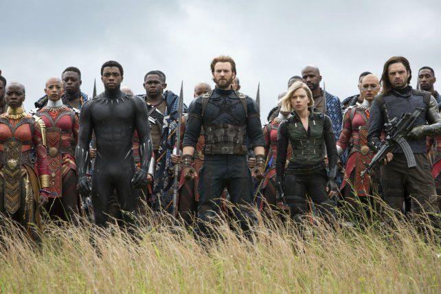 Marvel puso toda la carne al asador con la ambiciosa película.