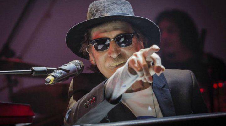 De regreso. García dará el lunes su segundo concierto en el año.