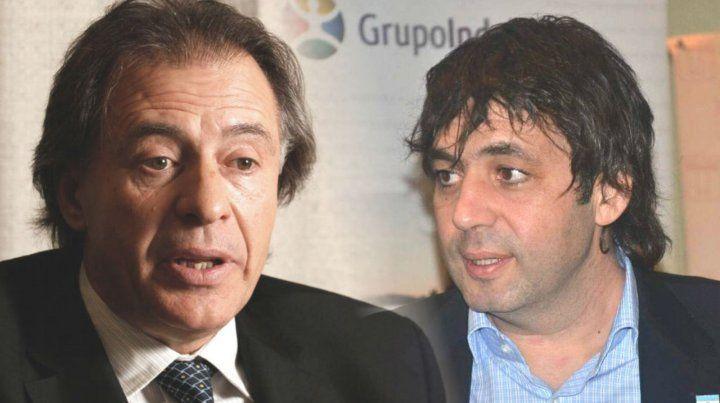 Socios. López y De Sousa habían recuperado la libertad el 16 de marzo pasado.