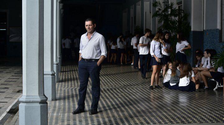 El maestro tiene que estar convencido que hay que ofrecer una nueva mirada sobre lo social