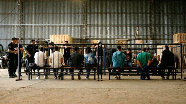 Los detenidos fueron arrestados en un operativo conjunto entre fuerzas federales y provinciales.