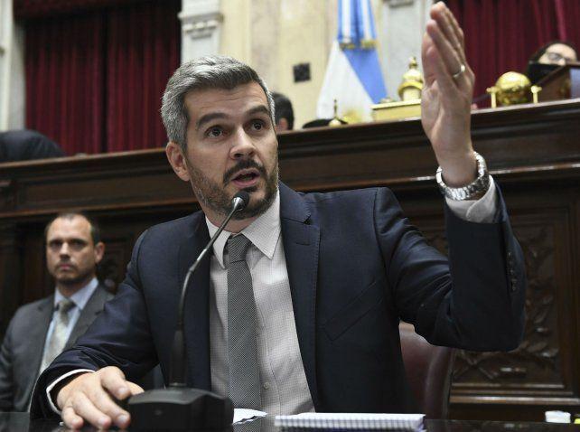 Voz oficial. Peña dice que no hay crisis de confianza en el gobierno.