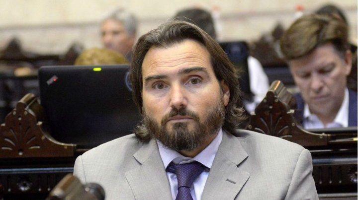 PRO. El diputado nacional Lucas Incicco elogió la marcha del modelo.