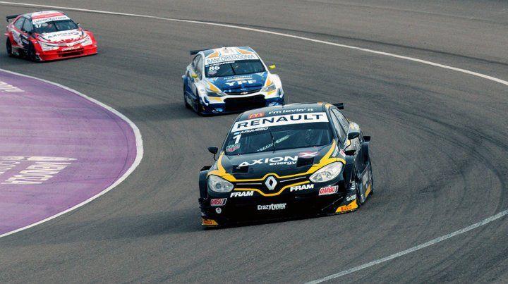 Facundo Ardusso hizo doblete en el Súper TC2000 en Mendoza