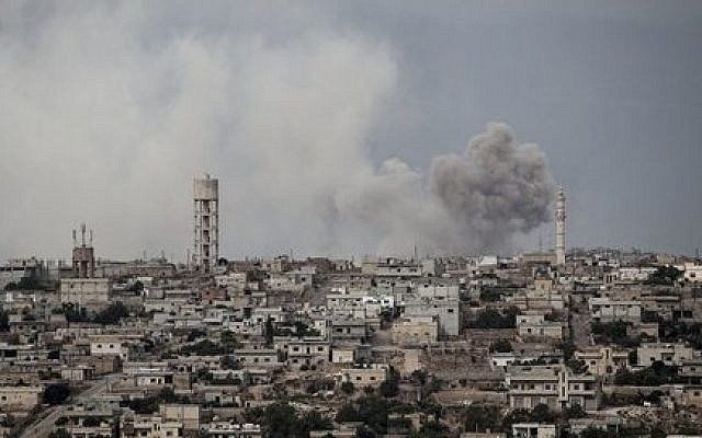 Bombardeo nocturno en Siria contra instalaciones de las milicias iraníes