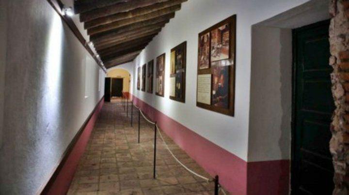 El domingo. La tecnología llega al tradicional museo sanlorencino.