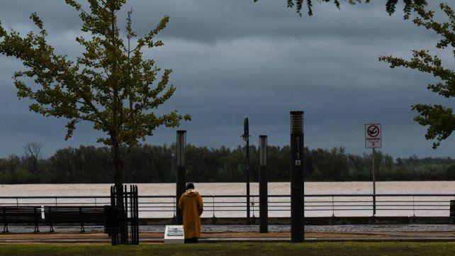 Santa Fe continúa bajo alerta meteorológico por fuertes tormentas