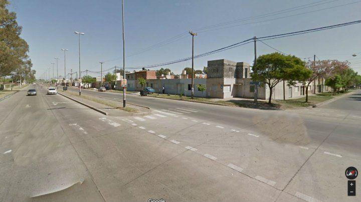 Bulevar Seguí y Campbell