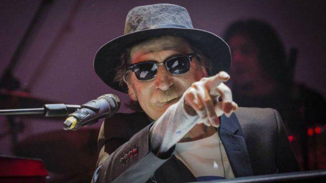 García demostró que está en condiciones de brindar buena música.