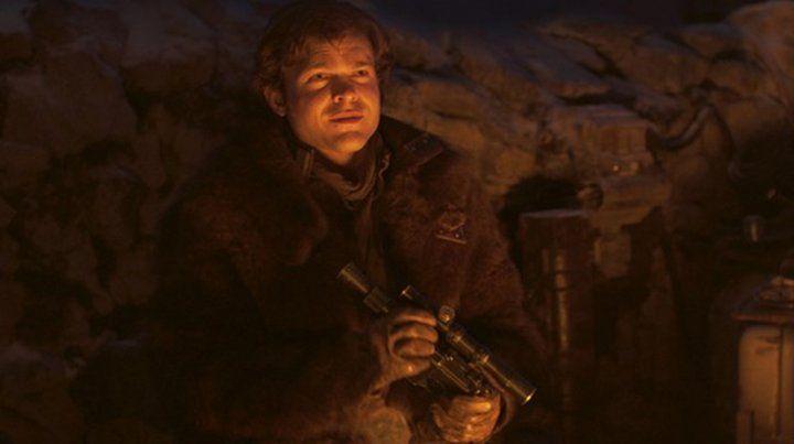 Adelanto de la nueva película de Star Wars que muestra el universo de Han Solo