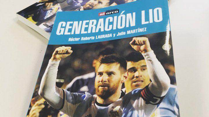Un libro revisa la influencia de Messi en la selección argentina