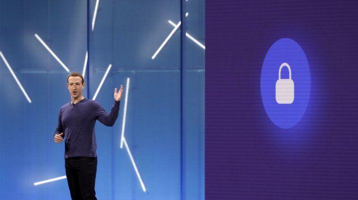 Lo anunció Mark Zuckerberg